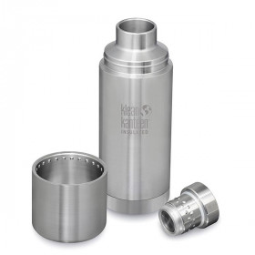 TK-Pro Termokande 750 ml., Brushed Stainless, Klean Kanteen