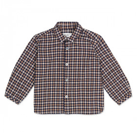 Arthur Skjorte, Checked Flannel, Lalaby