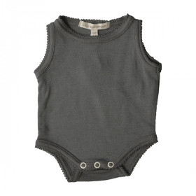 Uld Tank Body, Sweet Grey, Lilli&Leopold