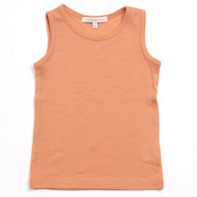Uld Tank Top, Copper, Lilli&Leopold