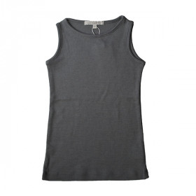 Uld Tank Top, Sweet Grey, Lilli&Leopold