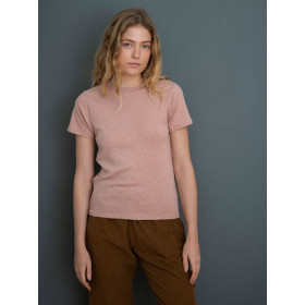 Short Tee, Clay, Serendipity Woman