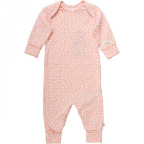 Bodysuit Pure Sleep, Light Peach m. Prikker, Müsli