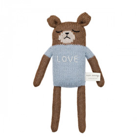 """Love"" Teddy Bamse, Main Sauvage"