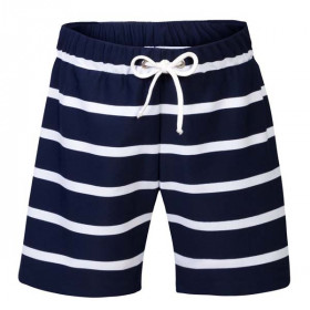 Korte Shorts Alex, Blue/White, Petit Crabe