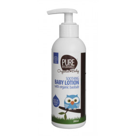 Baby Lotion Med Baobab, Pure Beginnings