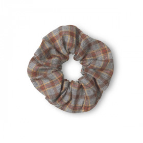 Scrunchie, Grey Check, Lalaby