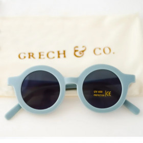 Solbriller, Light Blue, Grech & Co.