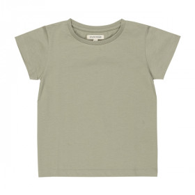 T-Shirt, Moss Green, Studio Feder