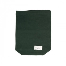 Food Bag Medium, Dark Green, The Organic Company