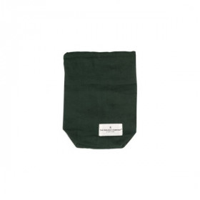 Food Bag Small, Dark Green, The Organic Company
