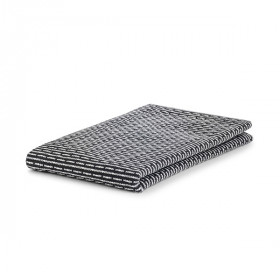 Kitchen/Wash Cloth, Evening Grey, The Organic Company