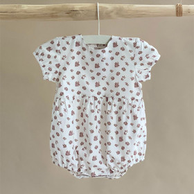 Tillie Romper, Rose Bloom, Odieé