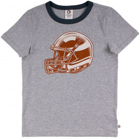 Rugby T-Shirt, Pale Grey, Müsli