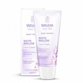 White Mallow Face Cream, Weleda