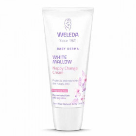 White Mallow Nappy cream, Weleda