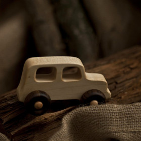 Off-Road Bil, Wooden Story